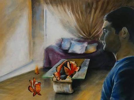 """Έκθεση Ζωγραφικής """"Τάσεις"""""""