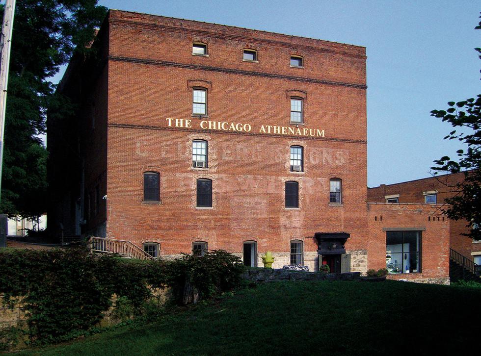 The Chicago Athenaeum: Museum of Architecture and Design