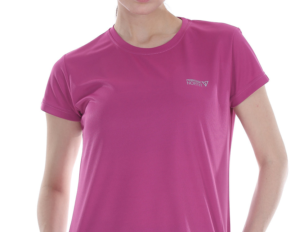 Women's Short Sleeve Training Top