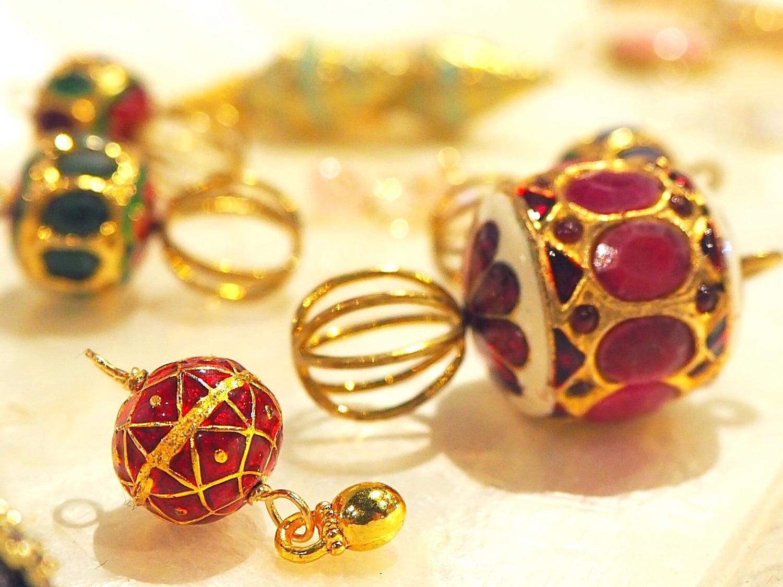 Afgan beads