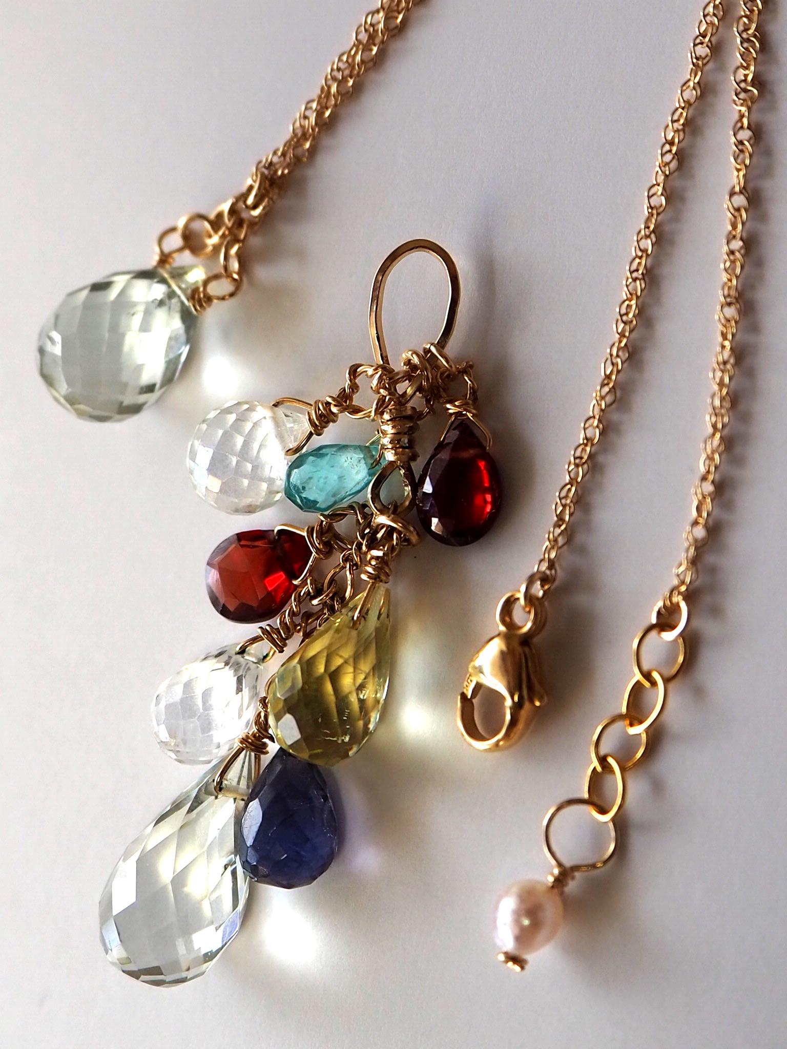 Color stones