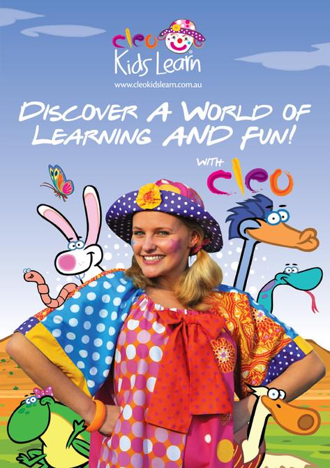 Cleo Kids Learn