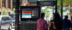 IxNConnect on a digital display