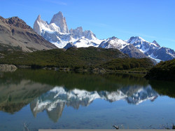 Argentina. Chalten. Laguna Capri