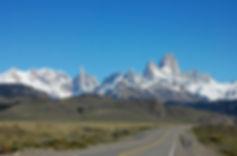 Traslado El Chalten cerro fitz roy y cerro torres