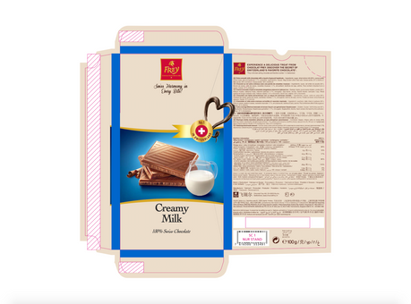 Frey Chocolate Marketing Plan