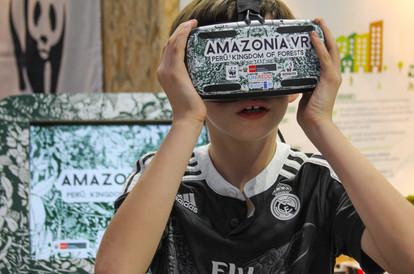 Amazonia VR