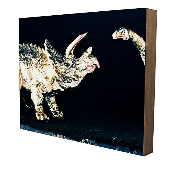 Dinosaurs Handcrafted Artwork