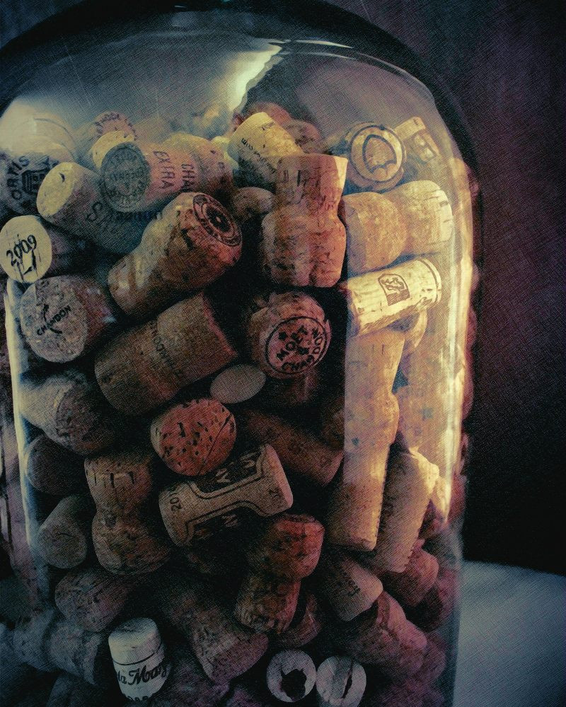 Bottle Corks - Urban Natural Designs handcrafted artwork