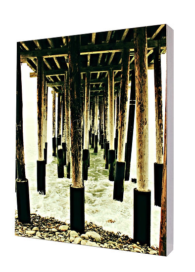 Ventura Pier Handcrafted Artwork