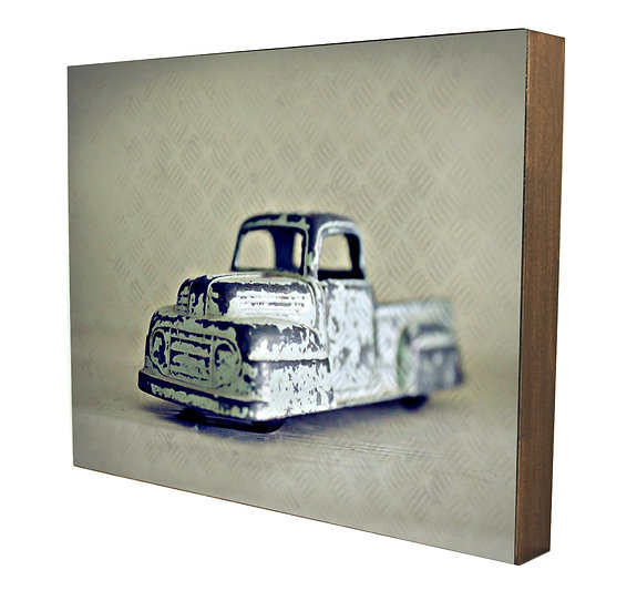 Old Truck Handcrafted Artwork