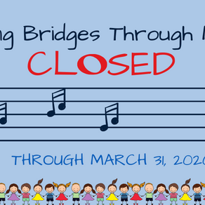 Building Bridges Through Music Closed