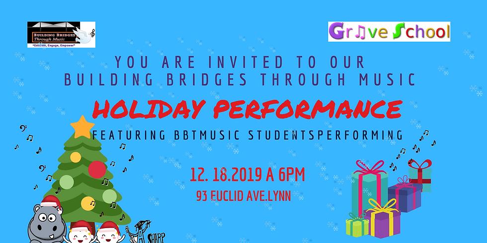 Holiday Performance