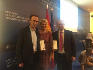 Lucio642 es presentado en el acto oficial en el que se informa, por parte de la asociación Lumiere d