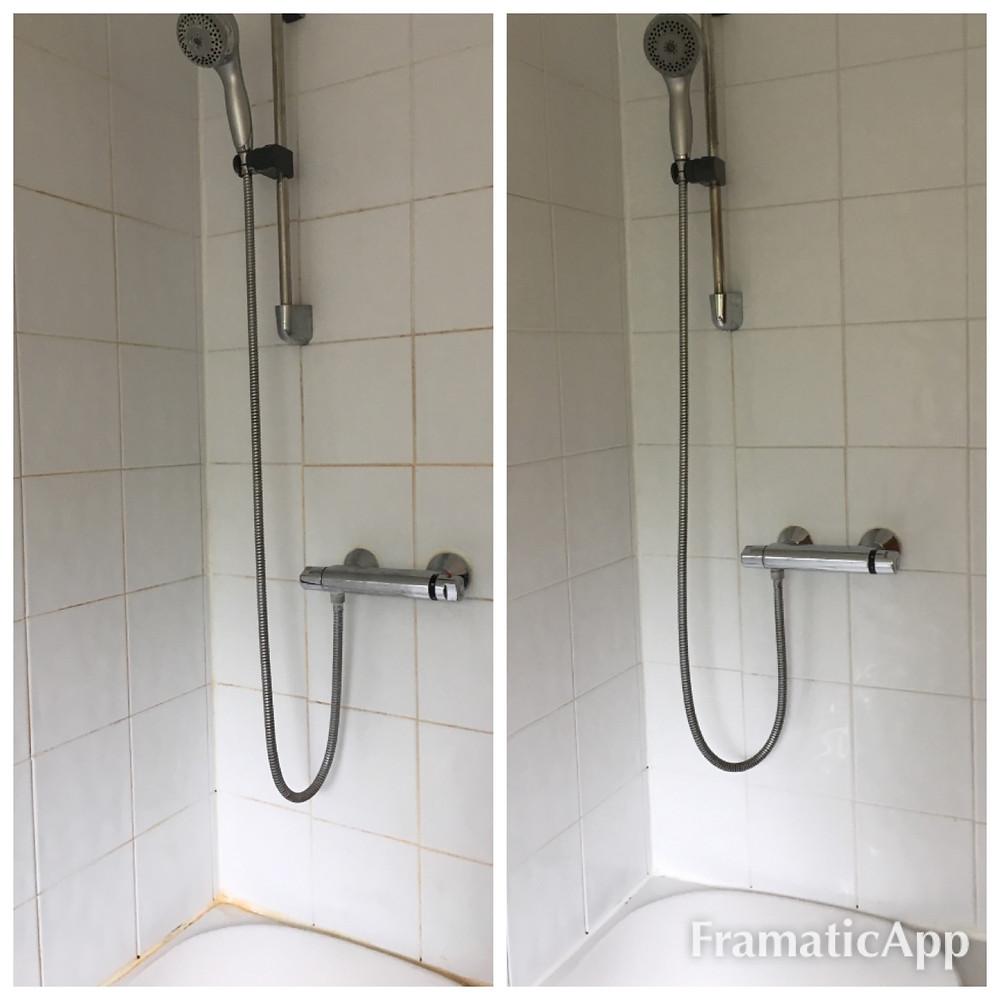 Transforming bathrooms...Literally