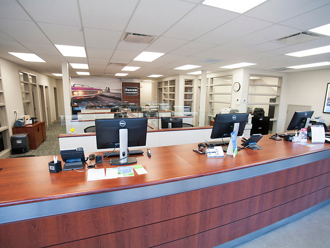 Sussex Insurance Office Renovations