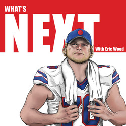 What's Next with Eric Wood podcast cover art