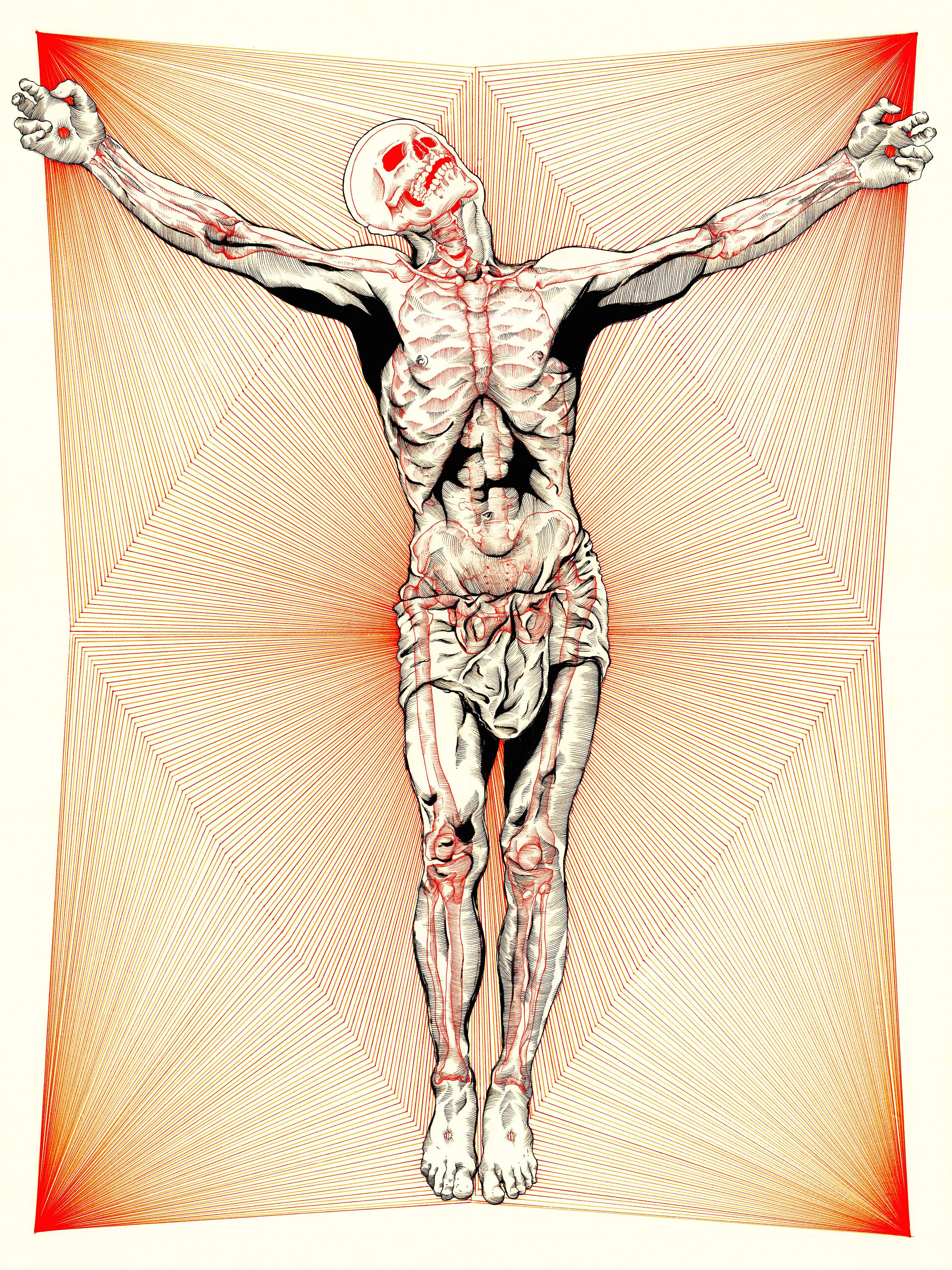 Crucifixation