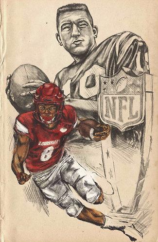 Louisville MVPs Print