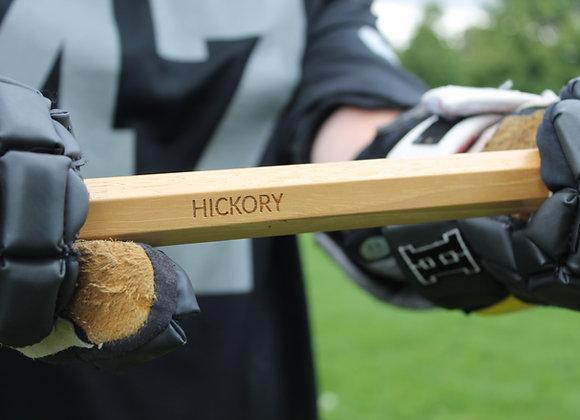 Pecan Hickory Lacrosse Shaft