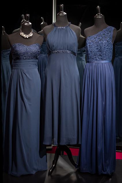 Bridesmaid's Dresses