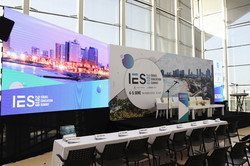 IES2019 Conference . מיתוג כנסים