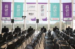 IES19 conference . מיתוג כנסים