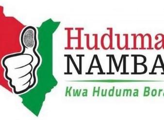 It is critical we get it right on Huduma Namba registration