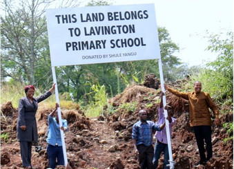 Tribute to the children who reclaimed Lang'ata Primary School: Five years on