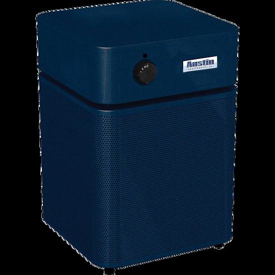 Austin Air HealthMate Plus Jr. HM250 Air Purifier - Midnight Blue