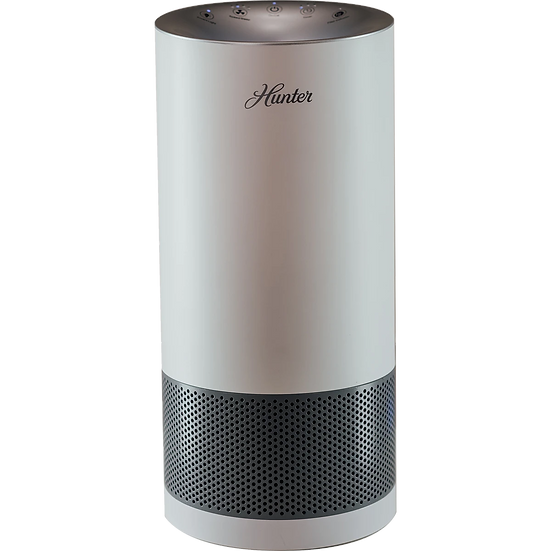 Hunter Digital Medium Tower EcoSilver + HEPA Air Purifer