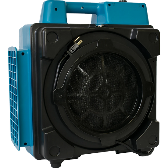 XPOWER X-2580 Commercial 4-Stage HEPA Mini Air Scrubber