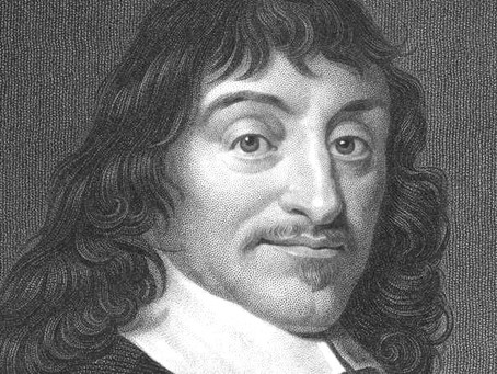 Is it true that the mind is indivisible, as Descartes claims?