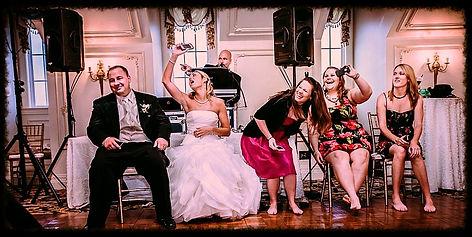 Wedding Dancing Bride Groom