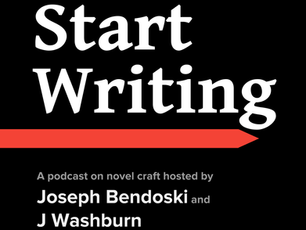 Listen to me talk about the craft of writing