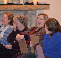 Bethel has various Ladies' events throughout the year