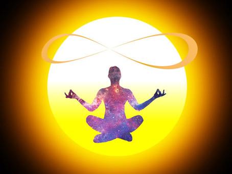 8. Chakra - Levitation & höchste Anbindung. Werde frei & kraftvoll.