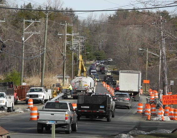 In The News | Bob For State Rep Rt 35 Bridge Contruction