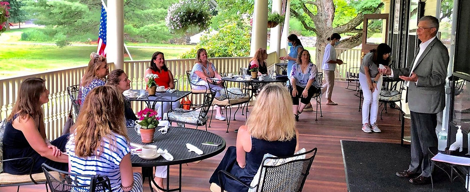 In The News | Bob For State Rep Bob addresses group at West Lane Inn