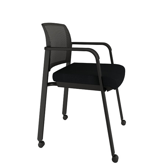 AIS Paxton guest chair (on casters)
