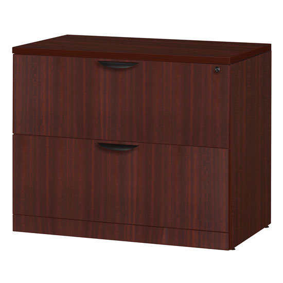 OS 2 Drawer Lateral File Cabinet