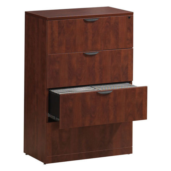 OS 4 Drawer Lateral File Cabinet