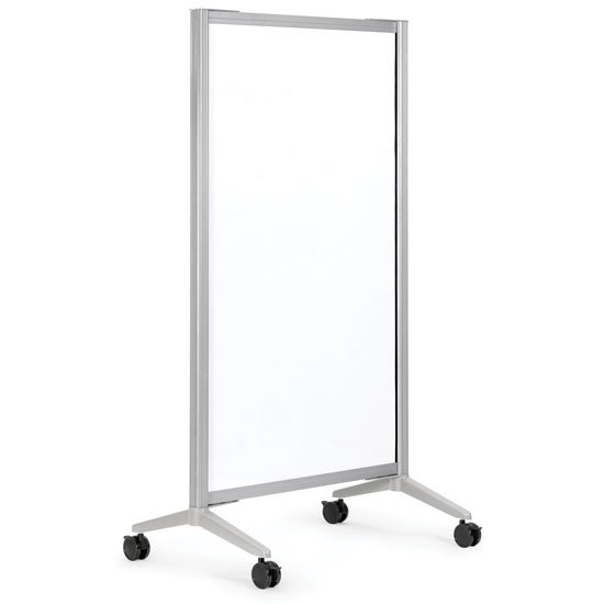 OS Magnetic Mobile White Board