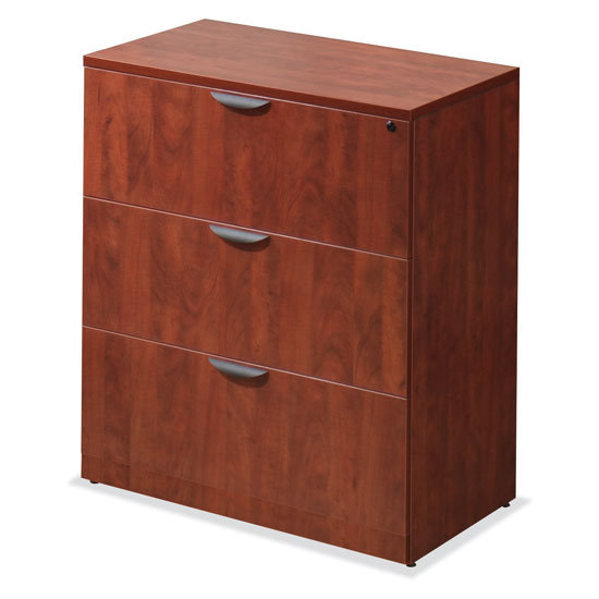 OS 3 Drawer Lateral File Cabinet