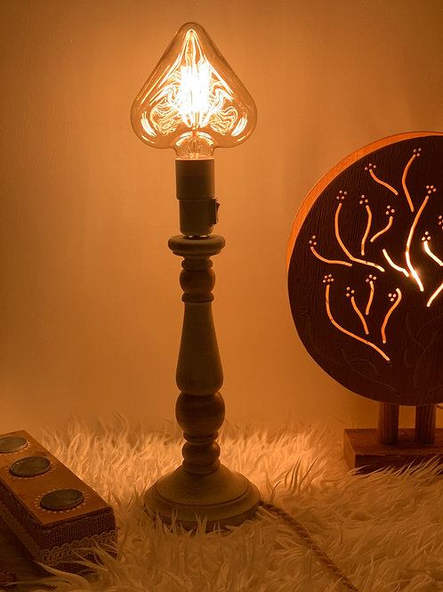 Table lamp 'candle'