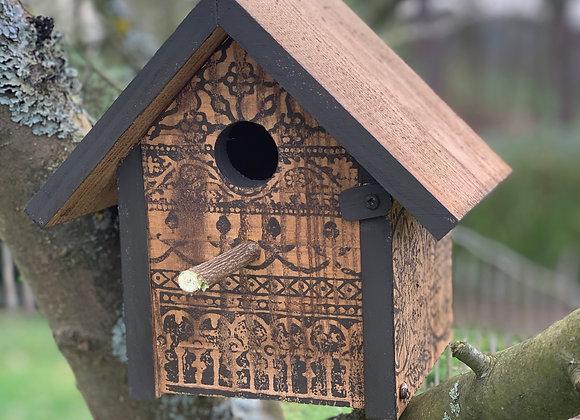 BH-Vogelhuisje Bohemian
