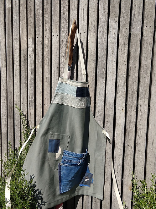 Work apron 'Bayberry'