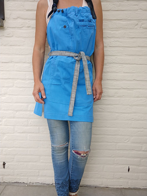 Work apron 'Beautiful Bleu'