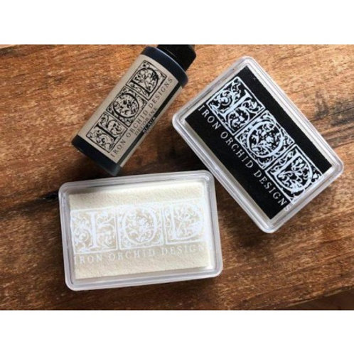 Inkt pad for decor stamps