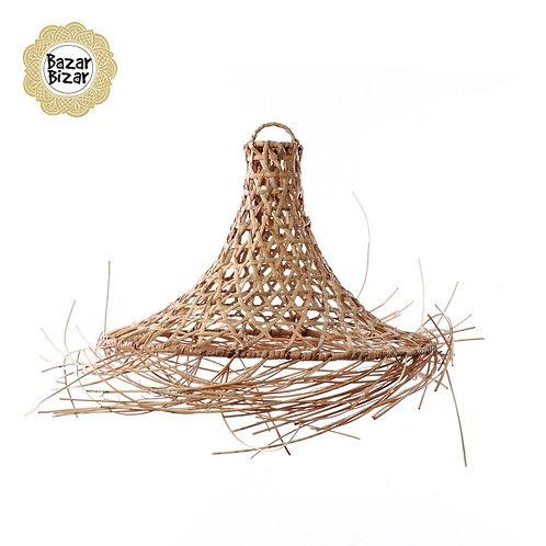 Bazar Bizar - The Mykonos Pendant - Natural - M